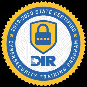 DIR Cybersecurity Training Program